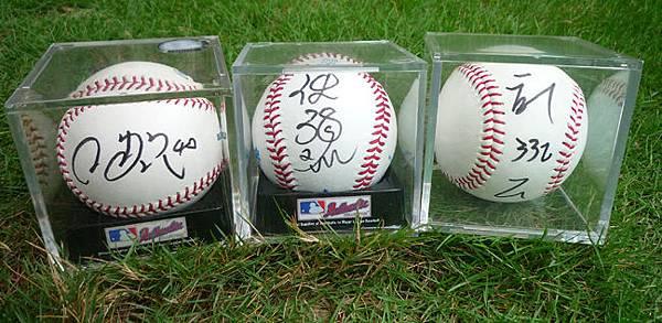 MLB三本柱