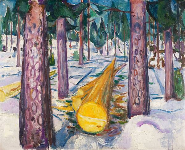 1912 The Yellow Log.jpg