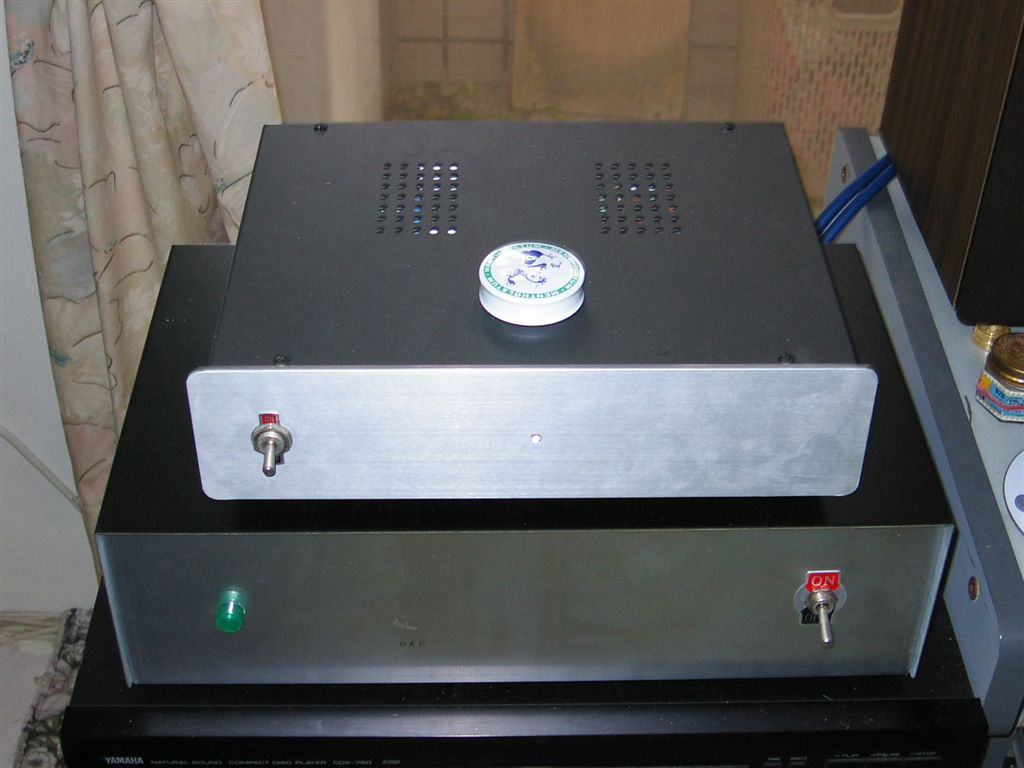 DAC 4395 與 PCM 2702E DAC