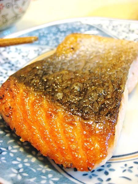 黑胡椒鮭魚