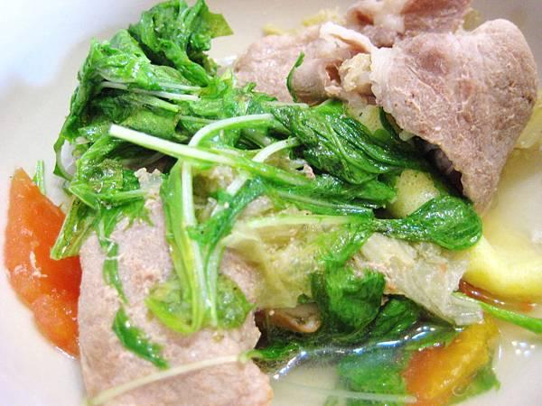 千層白菜鍋