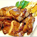 壽喜燒醬燒雞腿排