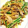 小黃瓜辣炒烤雞