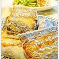 鹽煎白帶魚