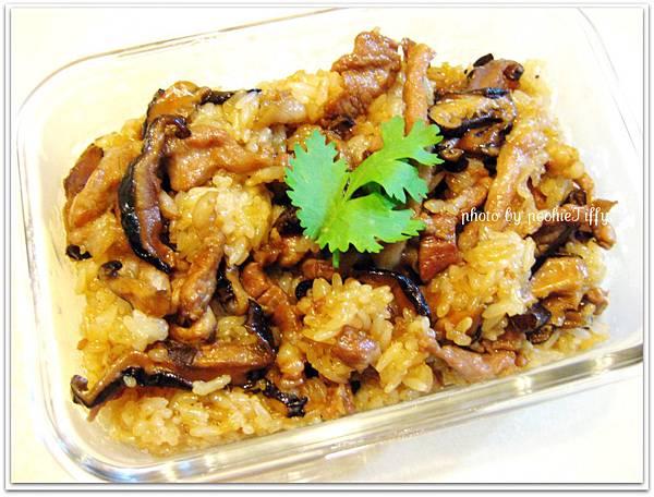料比米多自製版油飯