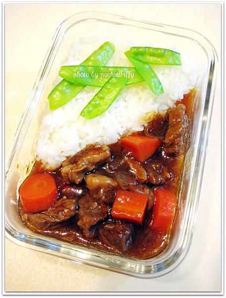 蕃茄牛腩燴飯
