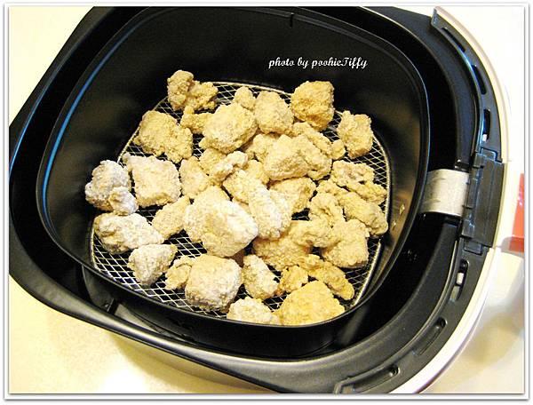 試炸鹹酥雞