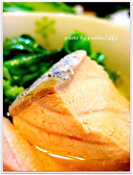 味噌鮭魚蔬菜鍋