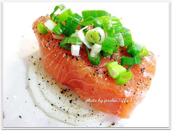 紙包烤鮭魚
