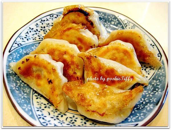 高麗菜煎餃