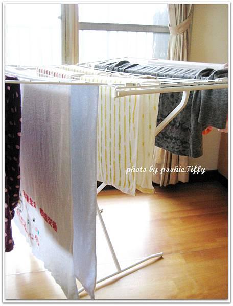 ikea購入毛巾架