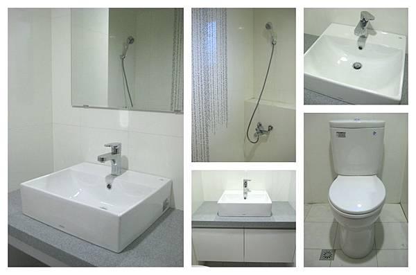 Day8 - 今天完成馬桶及衛浴浴櫃的裝設 (1)