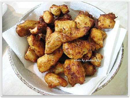印度風味氣炸鍋炸雞