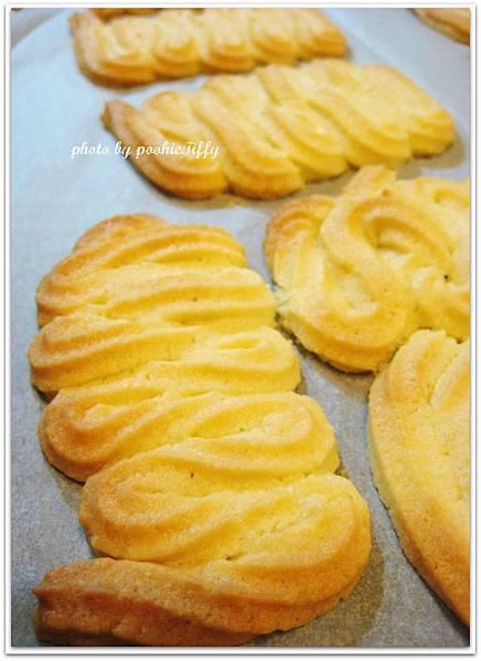 奶油擠花酥餅