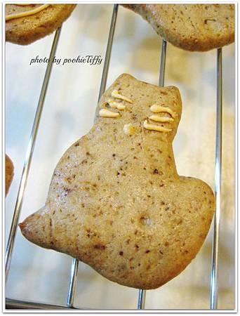 咖啡造型酥餅