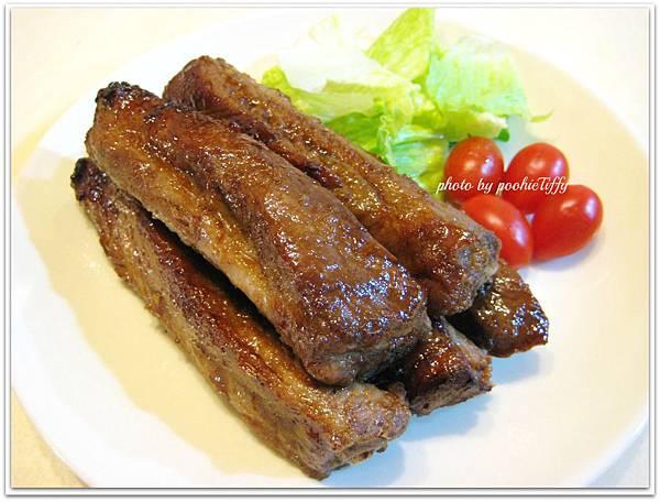 韓式烤肋排