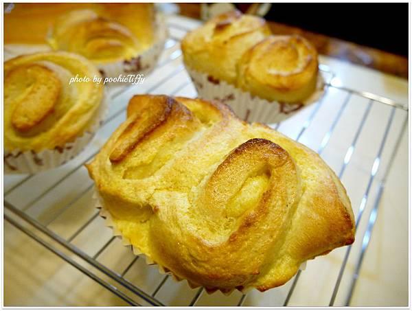 奶酥麵包 20121106