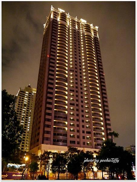 20121104 藝文特區夜景 (4)