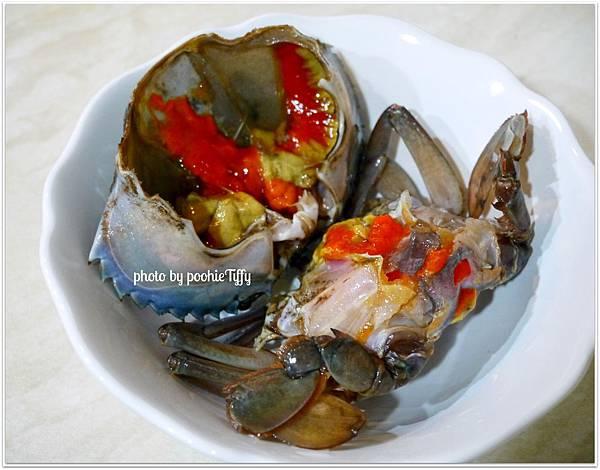 20121221 成功鎮和味海鮮-紅蟳冬粉 (6)