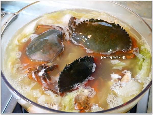 20121221 成功鎮和味海鮮-紅蟳冬粉 (8)