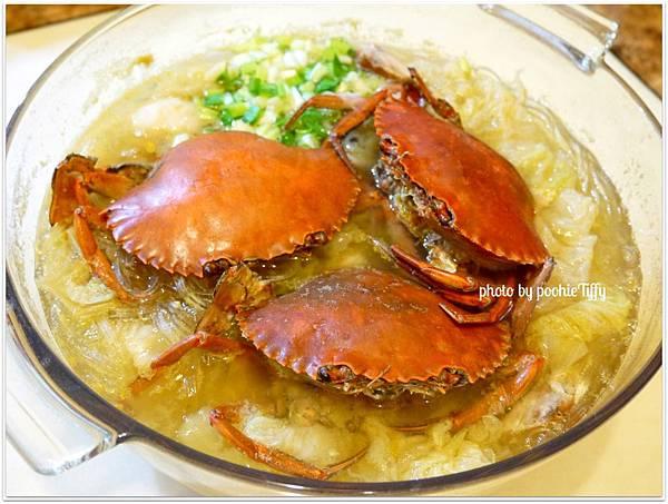 20121221 成功鎮和味海鮮-紅蟳冬粉 (11)