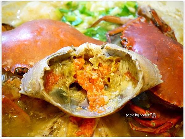 20121221 成功鎮和味海鮮-紅蟳冬粉 (15)