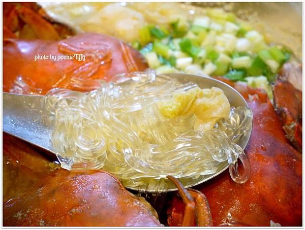 20121221 成功鎮和味海鮮-紅蟳冬粉 (17)