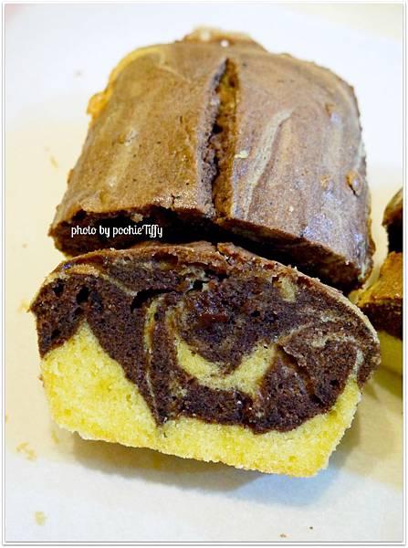 20130130 巧克力大理石磅蛋糕 (1)