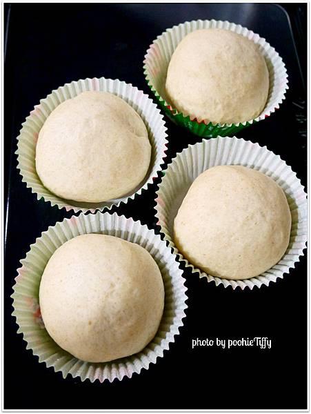 20130201 全麥蔓越莓奶酥麵包。全麥小餐包 (1)