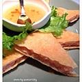 瓦城大江店-月亮蝦餅