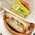 20130324 MOS漢堡早餐-火腿歐姆蛋/日式豬排三明治