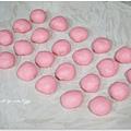 20130422 草莓鬆餅麵包 (1)