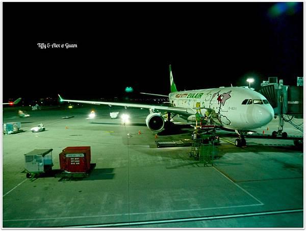 20130528 Hello Kitty彩繪機商務艙 (2)