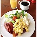 20130530 Verona早餐