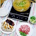 【豬肉味噌鍋】