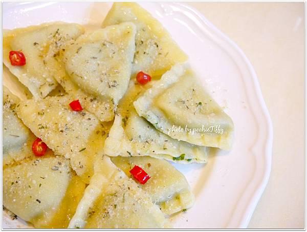 【Parmesan Spanish Ravioli】