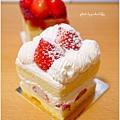 香草蛋糕鋪 草莓盒子