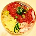 SOGO復興館超市一蔥花鮪魚蓋飯