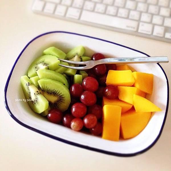午後水果盤