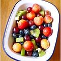 「藍莓/葡萄/奇異果/櫻桃」