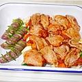 「韓式蜂蜜BBQ烤雞」
