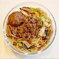 No. 10「肉燥蔬菜炒糙米米粉」