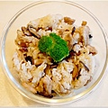 No.18「阿母牌香菇油飯」