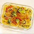 No.34「蕃茄肉醬義大利麵」