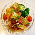 No.78「辣腸義大利蝴蝶麵」Sausage Pasta