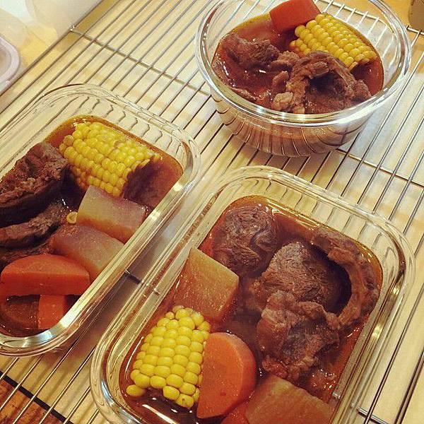 辣味紅燒牛腱肉