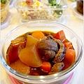 No.86「紅燒蘿蔔牛腱湯」