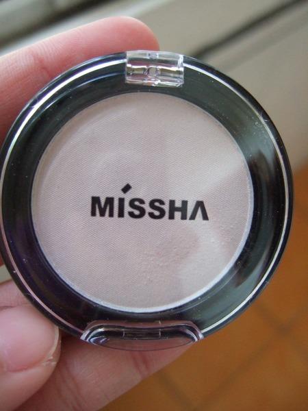 MISSHA魅色眼影PK201