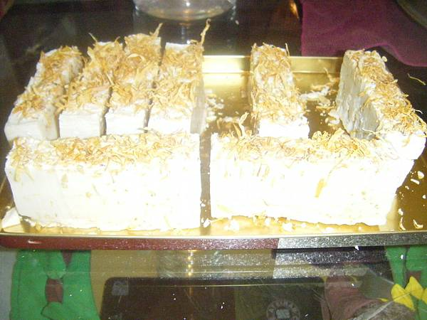 洋甘菊舒緩皂-切片