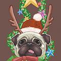 聖誕快樂汪